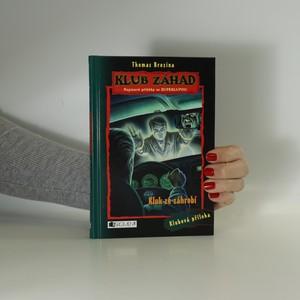 náhled knihy - Kluk ze záhrobí (chybí lupa)