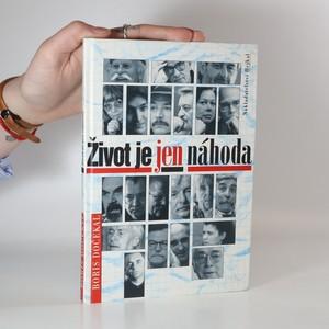 náhled knihy - Život je jen náhoda