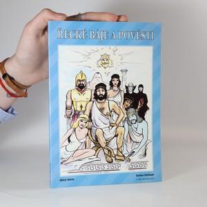 náhled knihy - Řecké báje a pověsti