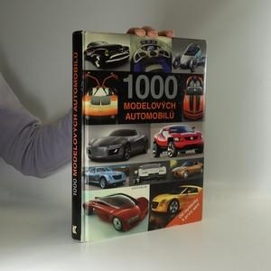 náhled knihy - 1000 modelových automobilů