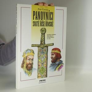 náhled knihy - Panovníci svaté říše římské