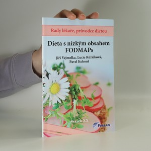 náhled knihy - Dieta s nízkým obsahem FODMAPs