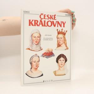 náhled knihy - České královny