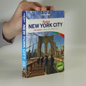náhled knihy - Pocket New York City (politá a potrhaná mapa)