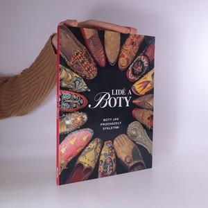 náhled knihy - Lidé a boty : boty jak procházely staletími