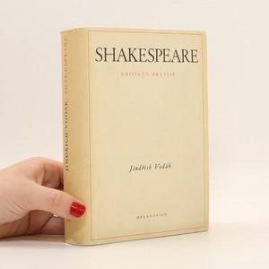 náhled knihy - Shakespeare: Kritikův breviář
