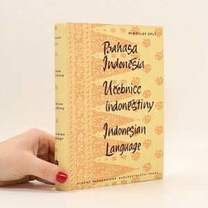 náhled knihy - Bahasa Indonesia / Učebnice indonéštiny / Indonesian language