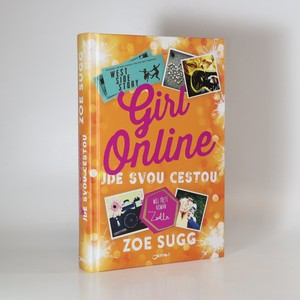 náhled knihy - Girl online jde svou cestou
