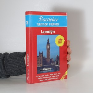 náhled knihy - Baedeker : turistický průvodce Londýn