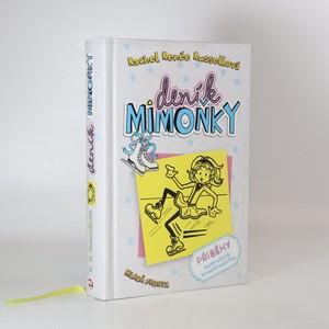 náhled knihy - Deník mimoňky : příběh neohrabaný krasobruslařky