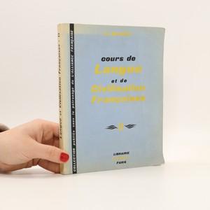 náhled knihy - Cours de Langue et de Civilisation Francaises II.