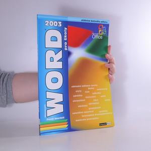 náhled knihy - Microsoft Word 2003 pro školy