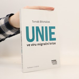 náhled knihy - Unie ve víru migrační krize