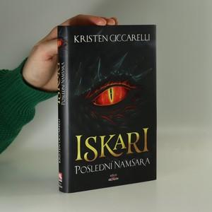 náhled knihy - Iskari. Poslední Namsara