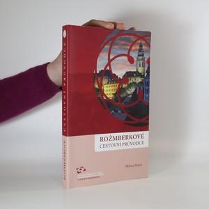 náhled knihy - Rožmberkové. Cestovní průvodce