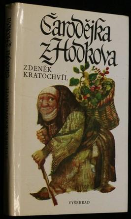 náhled knihy - Čarodějka z Hodkova