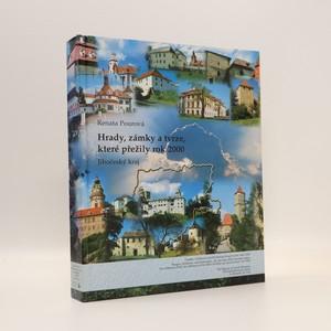 náhled knihy - Hrady, zámky a tvrze, které přežily rok 2000. Jihočeský kraj (včetně mapy)