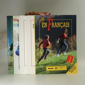 náhled knihy - En français. 1.-3. díl. Cahier d'exercices 1A a 1B (5 svazků, 3 učebnice a 2 pracovní sešity, audiokazety chybí)
