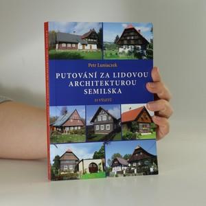 náhled knihy - Putování za lidovou architekturou Semilska