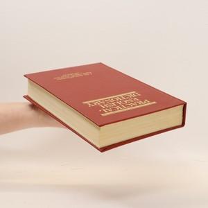 antikvární kniha Practical English Dictionary, neuveden