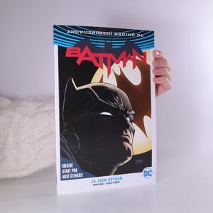 náhled knihy - Batman. Já jsem Gotham