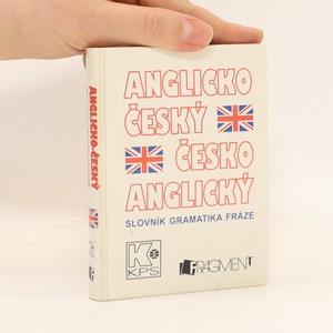 náhled knihy - Anglicko-český, česko-anglický slovník. Gramatika, fráze