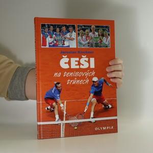 náhled knihy - Češi na tenisových trůnech
