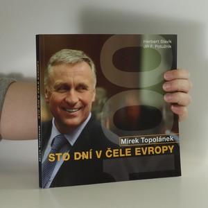 náhled knihy - Mirek Topolánek. Sto dní v čele Evropy