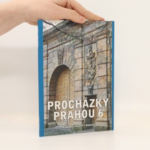 náhled knihy - Procházky Prahou 6