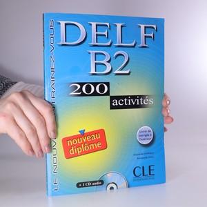 náhled knihy - DELF B2. 200 activités (včetně CD)