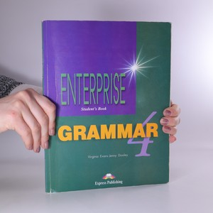 náhled knihy - Enterprise Grammar 4. Student's Book