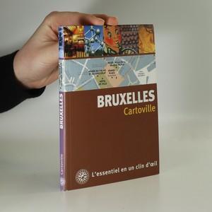 náhled knihy - Bruxelles. Cartoville (francouzsky s mapou)