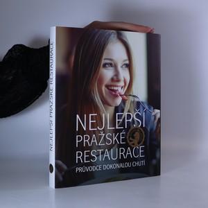 náhled knihy - Nejlepší pražské restaurace