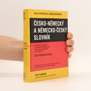 náhled knihy - Česko-německý a německo-český slovník