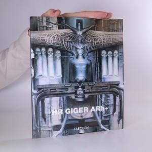 náhled knihy - HR Giger ARh+
