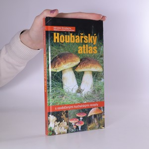 náhled knihy - Houbařský atlas