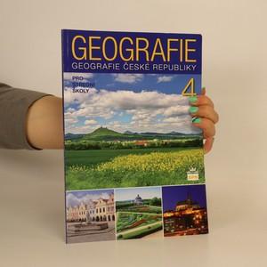 náhled knihy - Geografie 4 : geografie České republiky : pro střední školy