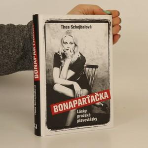 náhled knihy - Bonaparťačka : lásky pražské plavovlásky