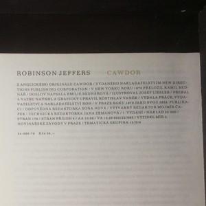 antikvární kniha Cawdor, 1979