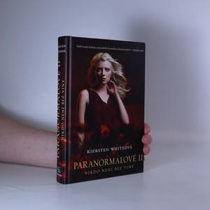 náhled knihy - Paranormálové II. Nikdo není bez viny