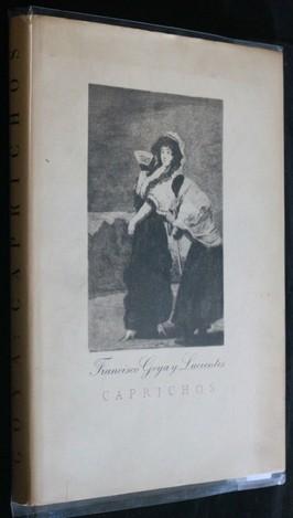 náhled knihy - Francisco Goya y Lucientes