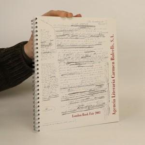náhled knihy - London Book Fair 2003. Agencia Literaria Carmen Balcells, S.A.