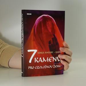 náhled knihy - 7 kamenů pro cizoložnou ženu
