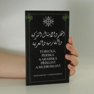 náhled knihy - Turecká, perská a arabská přísloví a mudrosloví
