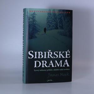 náhled knihy - Sibiřské drama