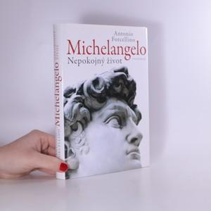 náhled knihy - Michelangelo: Nepokojný život
