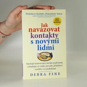 náhled knihy - Jak navazovat kontakty s novými lidmi
