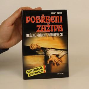 náhled knihy - Pohřbeni zaživa. Hrůzné příběhy nemrtvých