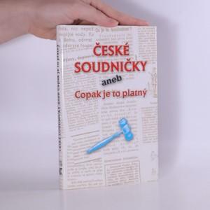 náhled knihy - České soudničky, aneb, Copak je to platný