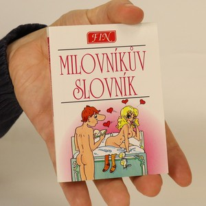 náhled knihy - Milovníkův slovník